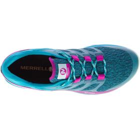 Merrell Antora - Zapatillas running Mujer - rosa/Turquesa
